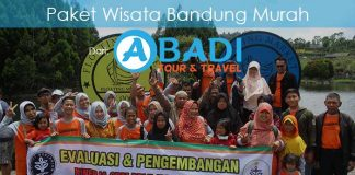 Paket Wisata Bandung Murah Terbaik