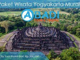 Paket Wisata Yogyakarta Murah Terbaik