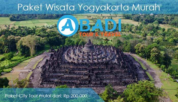 Paket Wisata Yogyakarta Murah Terbaik 2020 Abadi Tour Travel