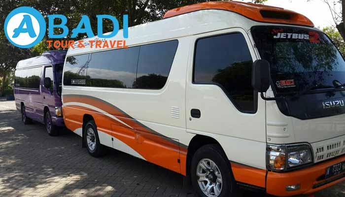 Sewa Elf Di Probolinggo Murah Terbaru 2019 Abadi Tour Travel