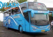 Daftar Harga Sewa Bus Pariwisata di Kediri Murah Terbaru