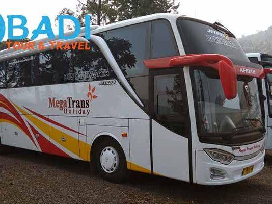 Daftar Harga Sewa Bus Pariwisata di Bandung Murah Terbaik