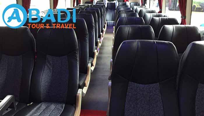 Daftar Harga Sewa Bus Pariwisata di Bandung Murah Terbaru