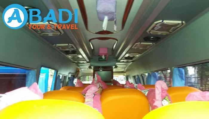 Harga Sewa Elf Di Jakarta Murah Terbaru 2019 Abadi Tour Travel