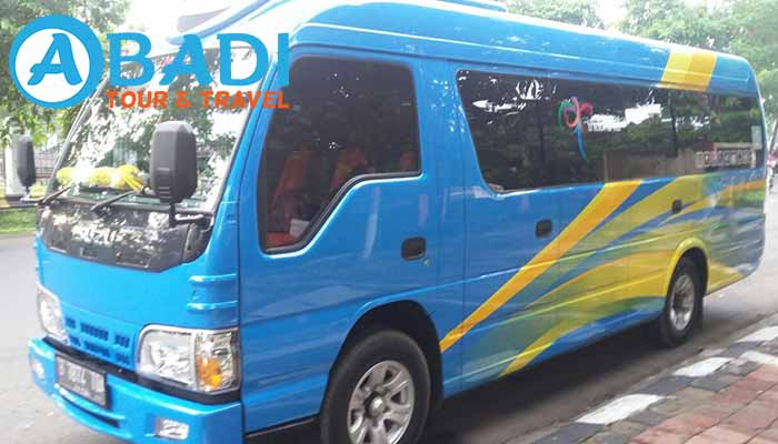 Harga Sewa Elf Di Jakarta Murah 2020 Abadi Tour Travel