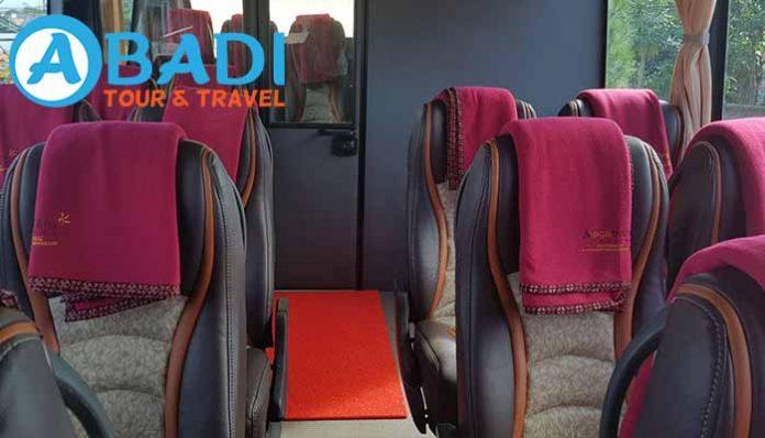 Daftar Harga Sewa Bus Pariwisata di Banyuwangi Terbaru
