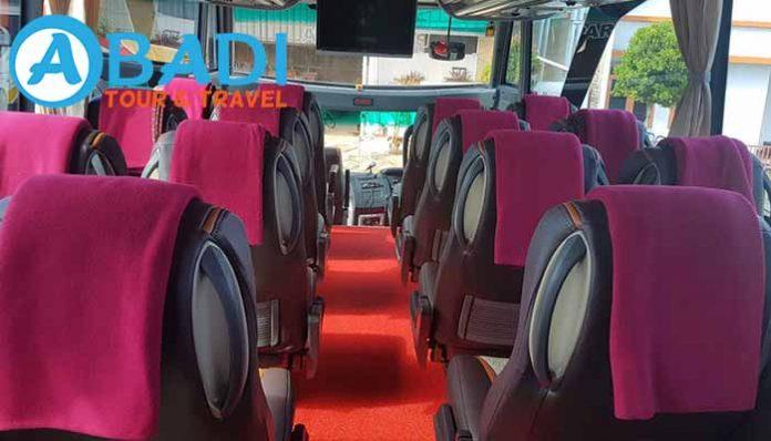 Daftar Harga Sewa Bus Pariwisata di Gresik Terbaru