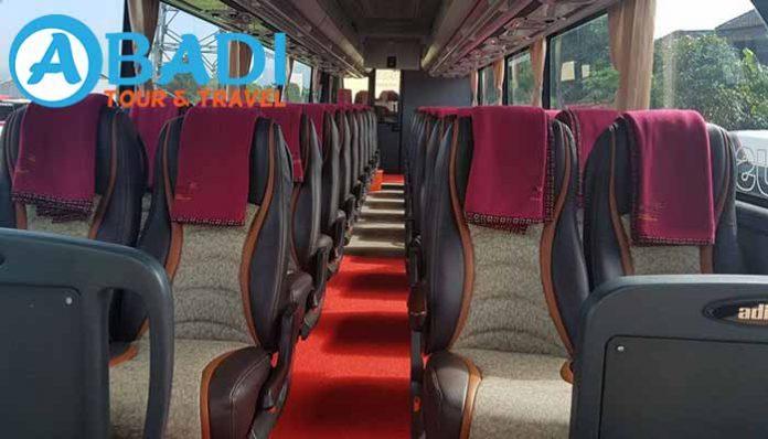 Daftar Harga Sewa Bus Pariwisata di Lamongan Terbaru