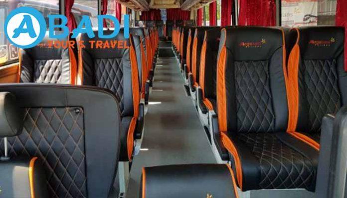 Daftar Harga Sewa Bus Pariwisata di Madiun Terbaru