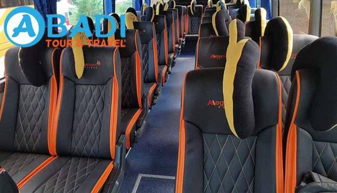 Daftar Harga Sewa Bus Pariwisata di Magetan Terbaru