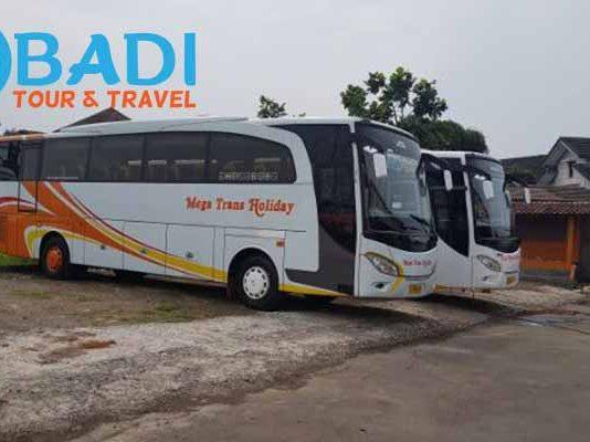 Daftar Harga Sewa Bus Pariwisata di Nganjuk Terbaru
