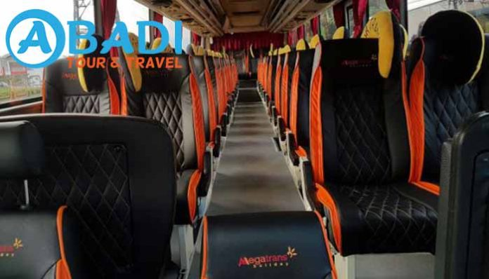 Daftar Harga Sewa Bus Pariwisata di Ngawi Terbaru