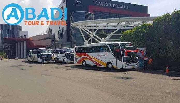 Daftar Harga Sewa Bus Pariwisata di Pamekasan Terbaru
