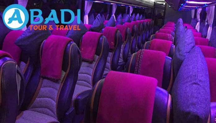 Daftar Harga Sewa Bus Pariwisata di Sumenep Terbaru