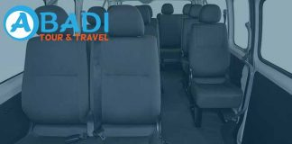 Daftar Harga Sewa Hiace di Bangkalan Pariwisata Murah Interior Terbaru Terbaik
