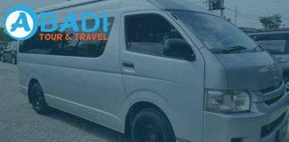 Daftar Harga Sewa Hiace di Bondowoso Pariwisata Murah Interior Terbaru Terbaik