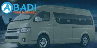 Daftar Harga Sewa Hiace di Lumajang Pariwisata Murah Interior Terbaru Terbaik