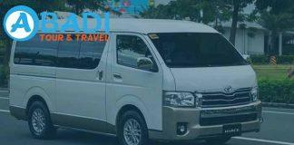Daftar Harga Sewa Hiace di Madiun Pariwisata Murah Interior Terbaru Terbaik