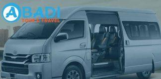 Daftar Harga Sewa Hiace di Ngawi Pariwisata Murah Interior Terbaru Terbaik