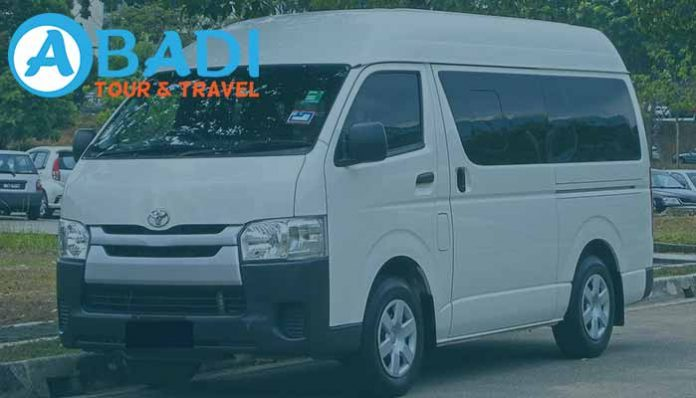 Daftar Harga Sewa Hiace di Surabaya Pariwisata Murah Interior Terbaru Terbaik